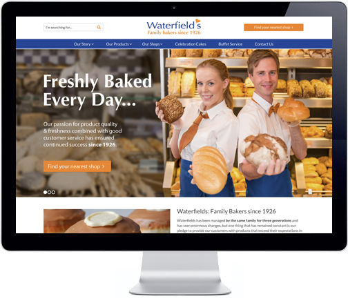 Waterfields Bakers Case Study