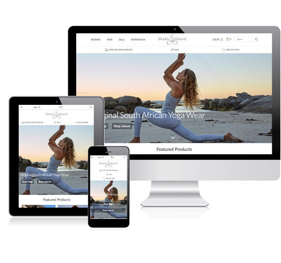Advansys Responsive Website Design and eCommerce Solutions