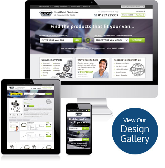 Responsive eCommerce Solutions