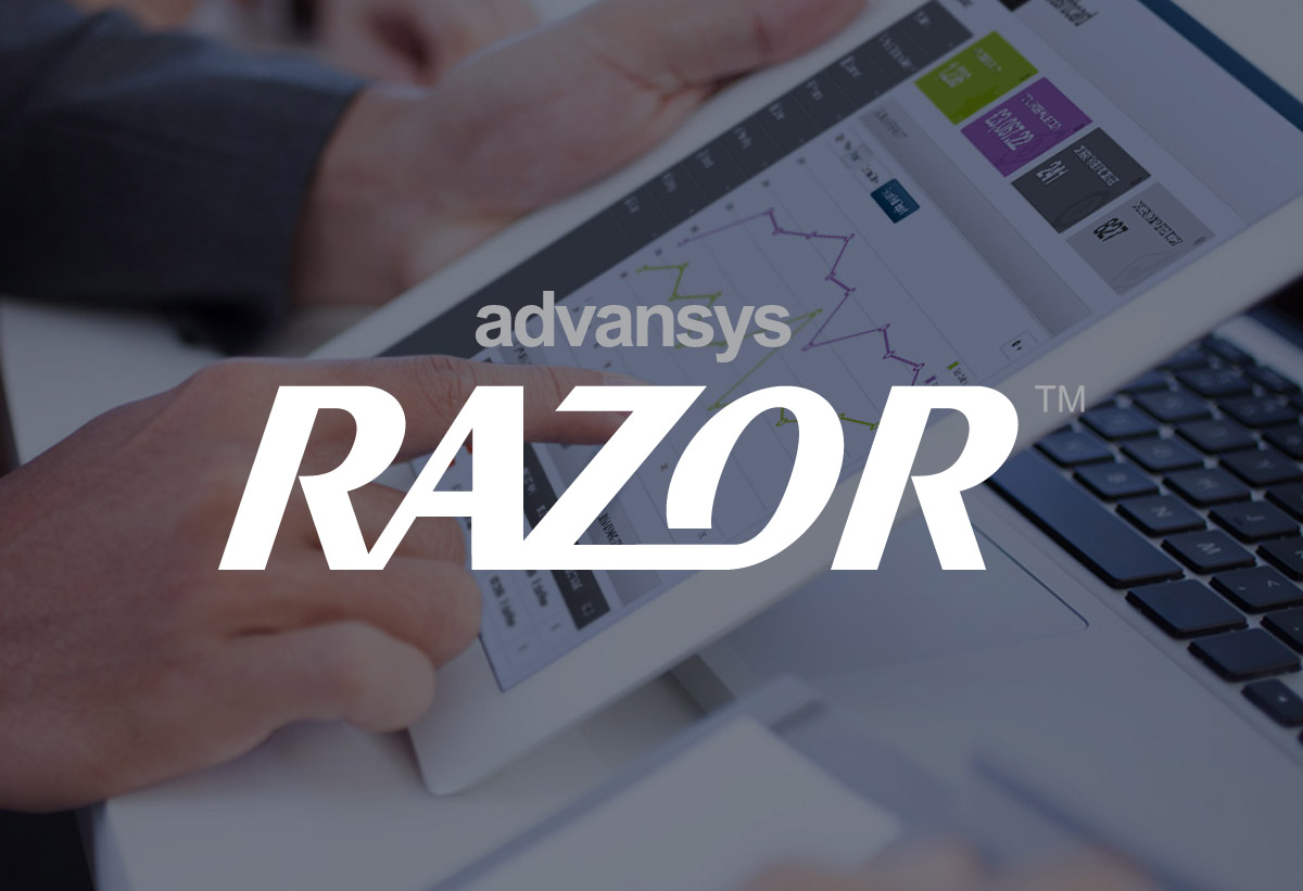 Advansys' Razor eCommerce Platform, For B2B Businesses