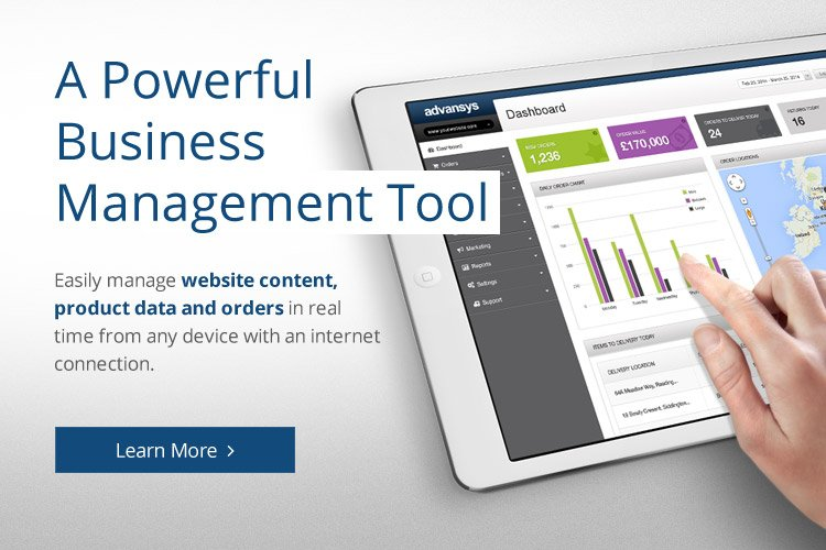 eCommerce Content Management System