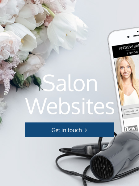 Salon Websites Banner