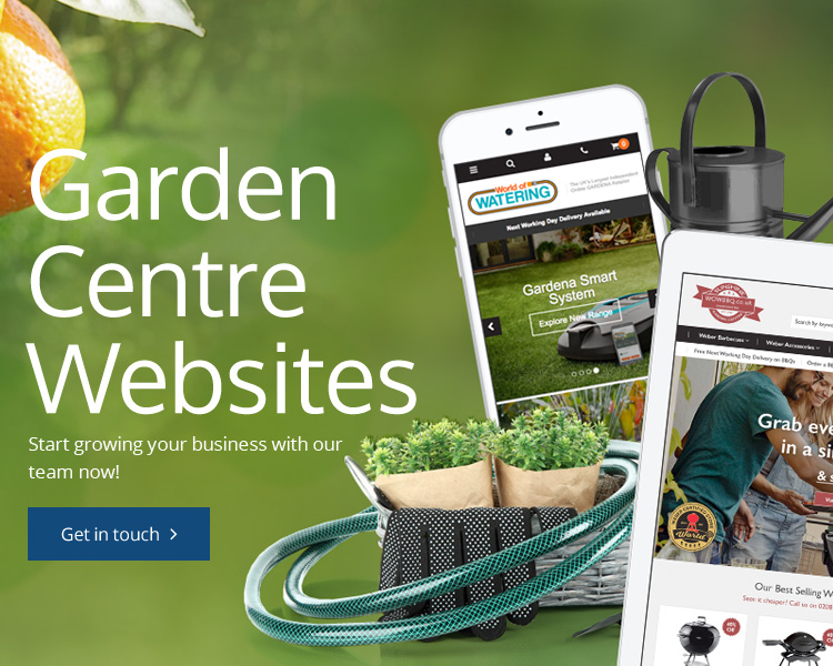 Garden Page Banners